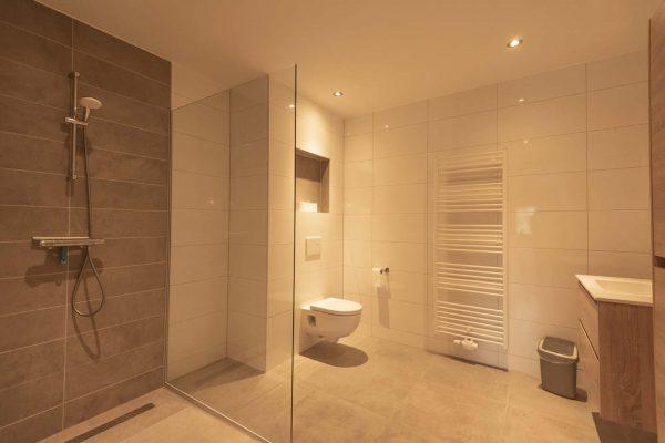 Badkamer vakantieappartement