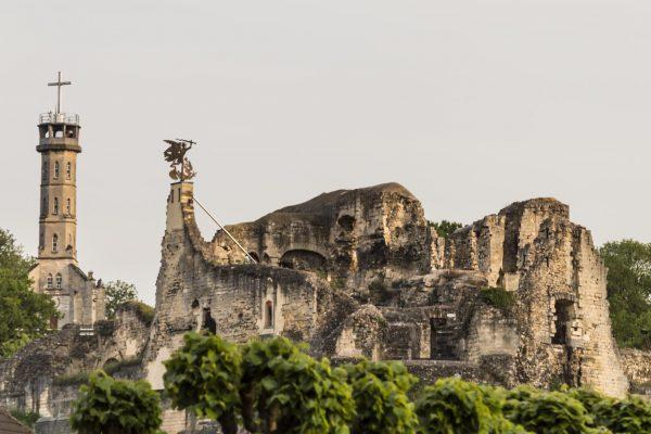 ruïne Valkenburg